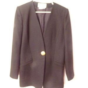 Womens Blazer in Black